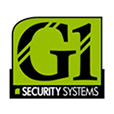 G-1.gr Security Systems Logo